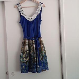 Lovestitch flower dress